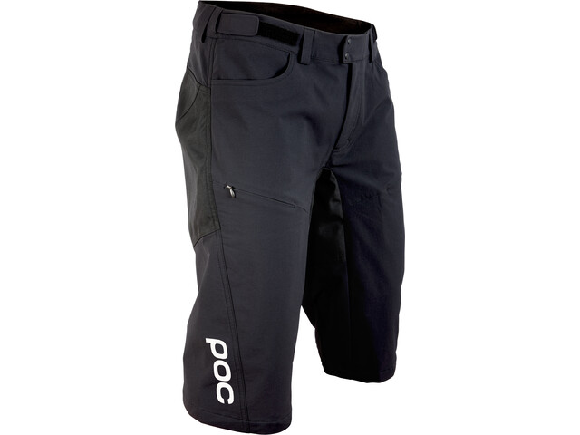 POC Essential DH Korte Broek Heren, uranium black
